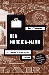 Der Mordida-Mann - Cover