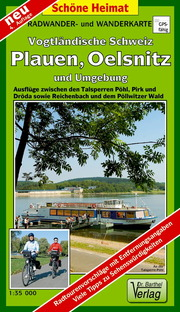 Plauen/Vogtländische Schweiz und Umgebung