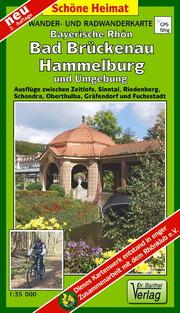 Bayerische Rhön: Bad Brückenau/Hammelburg und Umgebung