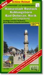 Hansestadt Rostock, Bad Doberan, Kühlungsborn, Rerik und Umgebung