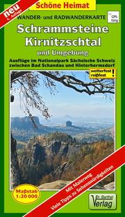 Schrammsteine, Kirnitzschtal und Umgebung