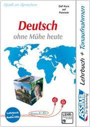 ASSiMiL Jezyk Niemiecki latwo i przyjemnie - Deutschkurs in polnischer Sprache - Audio-Sprachkurs - Niveau A1-B2
