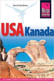 Reise Know-How Reiseführer USA / Kanada