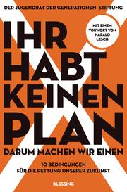 Ihr habt keinen Plan, darum machen wir einen! - Cover