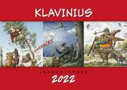 Klavinius Jagdkalender 2022