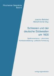 Schlesien und der deutsche Südwesten um 1600 - Cover
