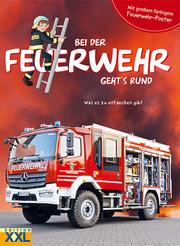 Bei der Feuerwehr geht's rund