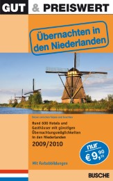 Übernachten in den Niederlanden 2009/2010