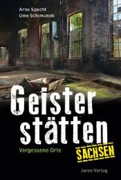 Geisterstätten Sachsen - Cover