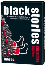 black stories - Christmas Edition