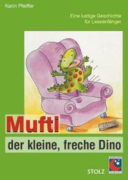 Mufti, der kleine, freche Dino