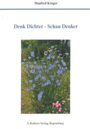 Denk Dichter - Schau Denker