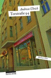 Torstraße 94 - Cover