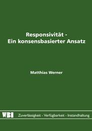 Responsivität - Ein konsensbasierter Ansatz
