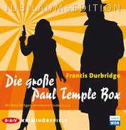Die große Paul Temple Box