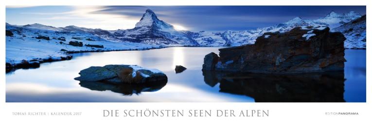Die schönsten Seen der Alpen 2017