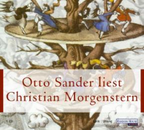 Otto Sander liest Christian Morgenstern