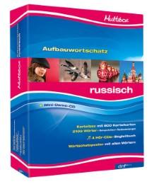 Multibox XXL Aufbauwortschatz Russisch