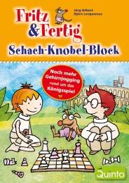Fritz & Fertig - Schach-Knobel-Block