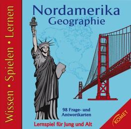 Nordamerika Geographie