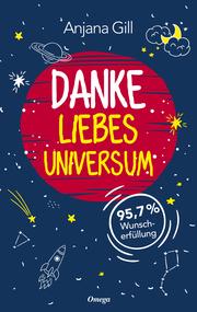 Danke, liebes Universum - Cover