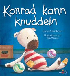 Konrad kann knuddeln