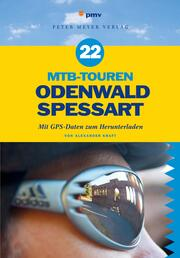 22 MTB-Touren Odenwald Spessart