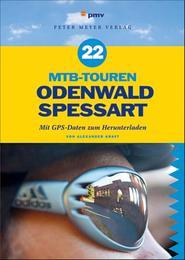 22 MTB-Touren Odenwald/Spessart