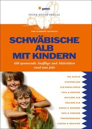Schwäbische Alb mit Kindern - Cover