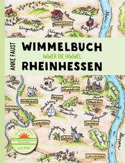 Wimmelbuch Rheinhessen - Cover