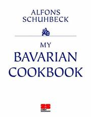 My Bavarian Cookbook