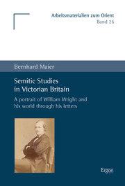 Semitic Studies in Victorian Britain
