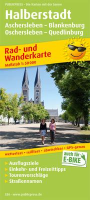 Halberstadt - Aschersleben - Blankenburg - Oschersleben - Quedlinburg
