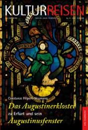 Das Augustinerkloster zu Erfurt und sein Augustinusfenster