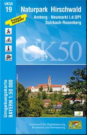 UK50-19 Naturpark Hirschwald