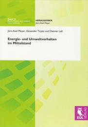 Energie- und Umweltverhalten im Mittelstand