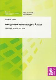 Management-Fortbildung bei Ärzten