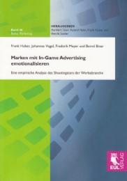 Marken mit In-Game Advertising emotionalisieren