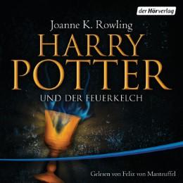 Harry Potter und der Feuerkelch - Cover