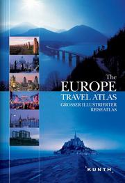 The Europe Travel Atlas
