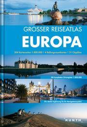 Großer Reiseatlas Europa