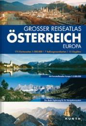 Großer Reiseatlas Österreich/Südtirol/Europa