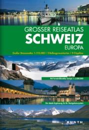 Großer Reiseatlas Schweiz