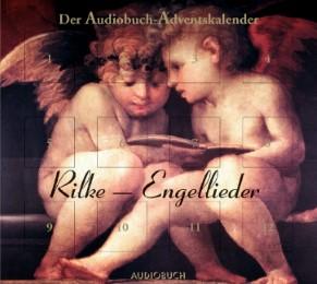 Rilke-Engellieder - Cover