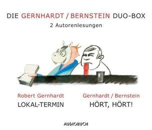Die Gernhardt/Bernstein Duo-Box