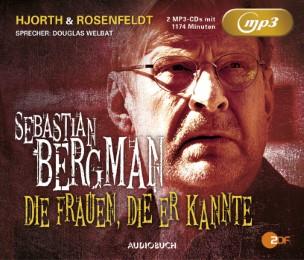 Sebastian Bergman: Die Frauen, die er kannte