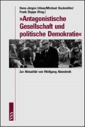 Antagonistische Gesellschaft und politische Demokratie