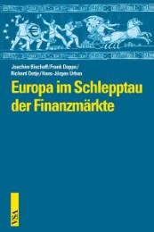 Europa im Schlepptau der Finanzmärkte