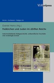 Freikirchen und Juden im 'Dritten Reich'