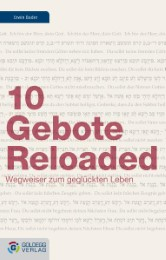 10 Gebote Reloaded